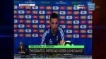 Técnicos de Brasil y Argentina dan declaraciones luego de la semifinal