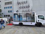 VIDEO | Camión Huawei recorre el Ecuador ¿Qué sorpresas trae?