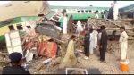 VIDEO IMPACTANTE | Al menos 10 muertos y 64 heridos tras chocar dos trenes en Pakistán