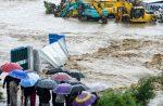 FOTOS | Las inundaciones en Nepal e India dejan 59 muertos y 2,6 millones de afectados