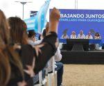 Presidente Moreno cumple actividades en Guayaquil
