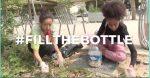 El nuevo reto viral que combate la contaminación por colillas de cigarro