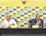 Renovación de selección mayor para amistosos FIFA