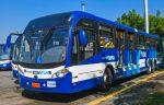 VIDEO | Nuevos buses climatizados llegan al sistema Metrovía de Guayaquil