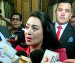Presidenta de la judicatura negó incremento de sueldos