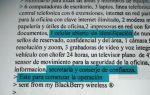 Revelaciones en correos electrónicos de Laura Terán