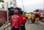 VIDEO | Una familia fallece en un accidente en Santa Elena
