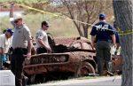 Hallaron en el fondo de un lago los cuerpos de tres adolescentes que desaparecieron hace 40 años