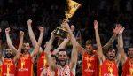 VIDEO: El incidente que casi estropea la celebración de la selección española tras ganar el Mundial de baloncesto