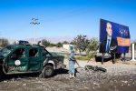 Al menos 22 muertos y 38 heridos en atentado talibán en Afganistán