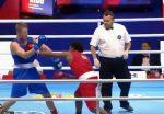 Luis Castillo clasificó a los cuartos de final en Mundial de box