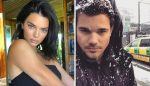 "Taylor Lautner celebra aniversario de ""Crepúsculo"" con broma a Kendall Jenner"