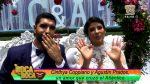 VIDEO   ¿Se van a vivir a España? Cinthya Coppiano y su esposo hablan de sus planes