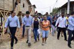 VIDEO | Vicepresidente entrega viviendas a damnificados por incendio en Guayaquil