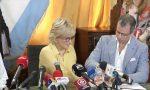 Alcaldesa firmó contrato para recolección de basura en Guayaquil