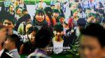 China: Crean una cámara de 500 megapíxeles con inteligencia artificial capaz de identificar un rostro en un estadio lleno