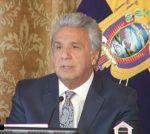 Moreno reiteró que no modificará el decreto que elimina el subsidio a la gasolina