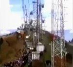 Grupo de indígenas se apoderó de cerro Pilisurco