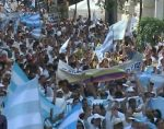 Guayaquil rechazó vandalismo