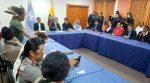 VIDEO | Presidente Lenín Moreno acepta el diálogo con la CONAIE