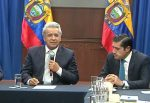 Presidente Moreno se reunió con organizaciones de trabajadores