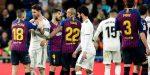 El aplazado clásico Barcelona-Real Madrid se jugará el 18 de diciembre
