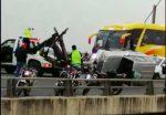 VIDEO | Trágico accidente de tránsito se registró en el puente de la Unidad Nacional en Durán
