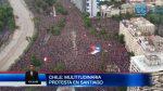 VIDEO | Internacionales: Chile vivió multitudinaria protesta y se confirma victoria de Evo Morales en Bolivia