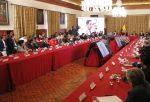 VIDEO | Representantes de sectores sociales en reunión con el presidente Moreno