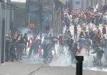 Violencia en protestas habría buscado desestabilización regional