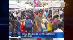 VIDEO | Se realizaron ferias de la 'Mata a la mesa'