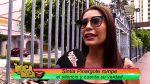 "VIDEO | ""Enner tiene que devolverme a la niña"": Sintia Pinargote regresó a Ecuador"