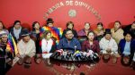 Declaran una huelga de hambre los diputados de Evo Morales en la Asamblea de Bolivia