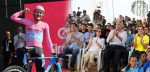 Mandatarios observaron la competencia del Giro de Italia