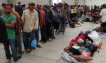 Tijuana: un tercio de los migrantes en caravanas reciben tratamiento por problemas de salud