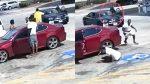 VIDEO: Un hombre dispara contra otros individuos en EE.UU. por murmurar sobre la apariencia de su novia