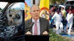 VIDEO | La colonia LeBarón se alista para el funeral de las nueve víctimas de la masacre