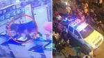 VIDEO | Tres sujetos acusados de asaltar una farmacia en Santa Lucía, Guayas