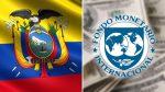 VIDEO | Acuerdo entre el FMI con el Ecuador