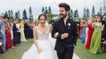 Evaluna y Camilo estrenan canción 'Por primera vez' con imágenes inéditas de su boda