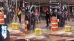 """VIDEO    """"Cascada"""" inunda una de las estaciones más importantes de Nueva York"""