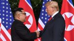 """Donald Trump dice que está listo para manejar el """"regalo"""" de Corea del Norte"""