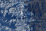 FOTO: Astronauta capta el monte Everest desde el espacio ¿Lo ves?