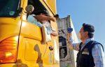 Puntos de desinfección fueron habilitados en corredor logístico Huaquillas - Guayaquil