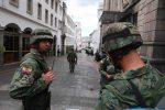 Fuerzas Armadas determinan las áreas en las que hay restricción de movilidad