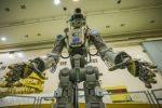 """El robot ruso """"Fiódor"""" tuitea desde el espacio y se queja de """"atascos"""""""