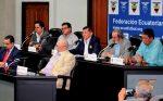 "Francisco Egas: ""Esperemos derrotar a esa vieja directiva"""