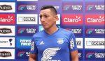 Hólger Matamoros le respondió a Rodrigo Paz
