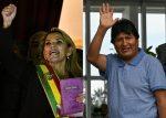 La Paz recupera la normalidad con nueva presidenta de Bolivia