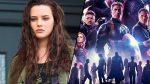Revelan el papel que pudo tener la actriz de '13 Reasons Why' en 'Avengers: Endgame'